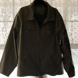 Carhartt light weight jacket